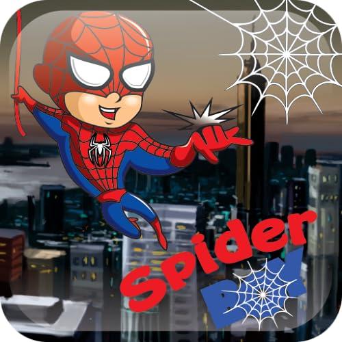 Amazing Spider Boy