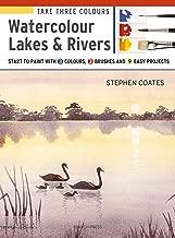 lake drawing easy