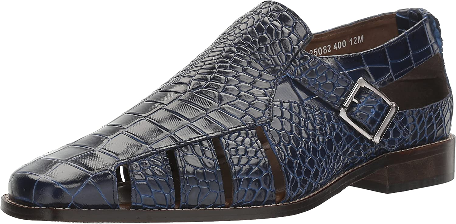 Stacy Adams Mens Sabella - Fisherman Sandal Fisherman Sandal