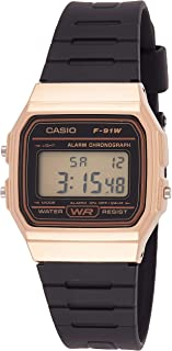 Casio Men's Casual Digital Watch - F91WM-9A