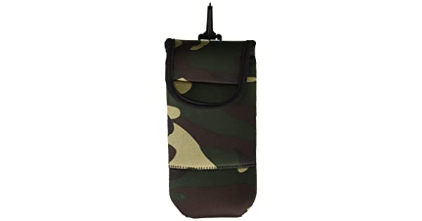 LensCoat Beamer Keeper camouflage neoprene protection bag case Realtree AP Snow