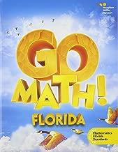 Go Math!: Mafs Student Edition Grade 4 2015