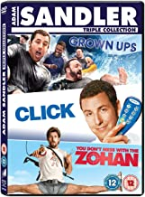 Adam Sandler Click/Grown Ups/You Don't Mess With the Zohan 2011
