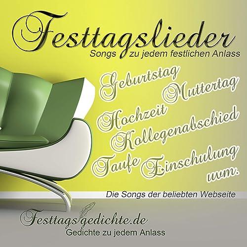 Festtagslieder Songs Zu Jedem Festlichen Anlass By