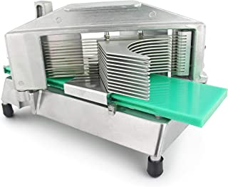 New Star Foodservice 39702 Commercial Tomato Slicer, 3/16-Inch