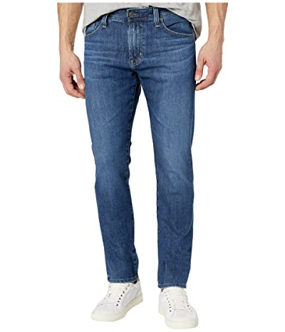AG Adriano Goldschmied Everett Slim Straight Leg Jeans in Westbourne (Westbourne) Men