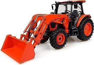 1:32 Kubota Farm Tractor And Trailer