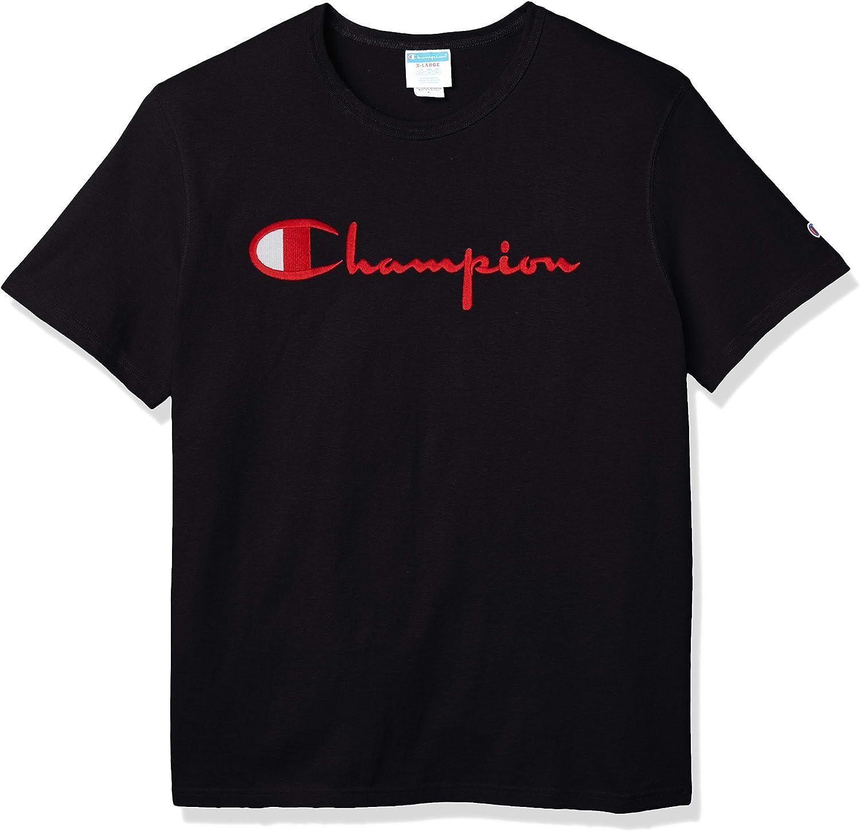 Champion Life Heritage Short Sleeve tee Camiseta para Hombre
