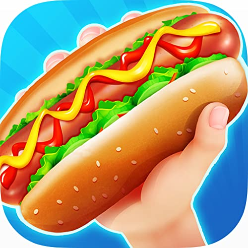 SUPER Hot Dog Food Truck!