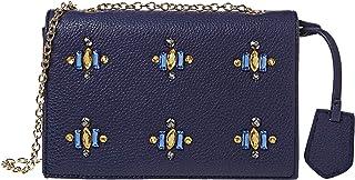 تشارمينج تشارلي حقيبة للنساء-ازرق - حقائب طويلة تمر بالجسم