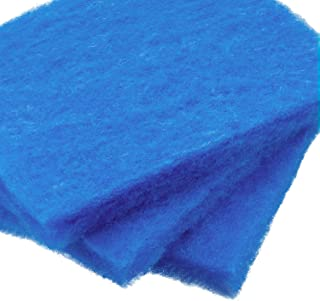 Jetec 18 Pack Dryer Vent Filters Indoor Dryer Filter Replacement Polyester Filters Compatible with BetterVent (8.5 x 6.9 Inch)