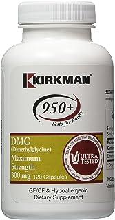 Kirkman Labs - DMG Max Strength 300 mg 120 caps