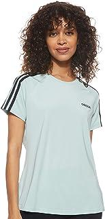 adidas Womens W D2M 3S TEE T-Shirt