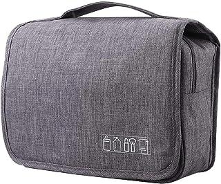 トイレタリーバッグ バッグ ポーチ フック付き バッグ トラベル 化粧ポーチ 洗面用具入れ 便利グッズ 吊り下げ トラベルポーチ 折り畳み 収納バッグ