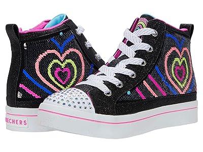 SKECHERS KIDS Twinkle Toes Twi-Lites 2.0 314544L (Little Kid/Big Kid) (Black/Multi) Girl