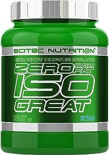 Scitec Nutrition Zero Isogreat Proteína Cero Azúcar/Cero