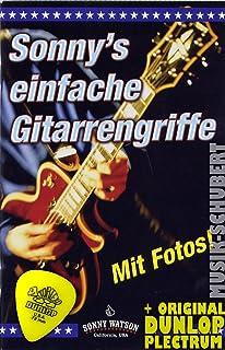 Púa de guitarra fácil Sonny Set: Amazon.es: Electrónica