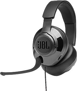 JBL Audífonos para Juego Over Ear Quantum 300 - Negro
