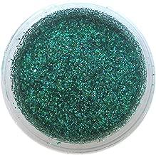 Turquoise Hologram Glitter Dust, 5 gram container