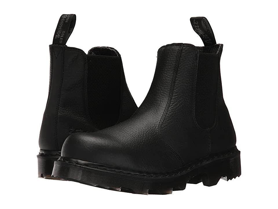 Dr. Martens Howden NS (Black Industrial Bear/Black Soft Rubbery) Boots