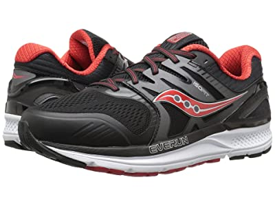 Saucony Redeemer ISO 2 (Grey/Black/Red) Men