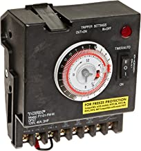 NSI Industries P1101FM-M 24 Hour DPST Swimming Pool Timer with Fireman Switch