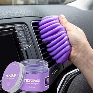 TICARVE Cleaning Gel for Car Detailing Putty Car Vent Cleaner Cleaning Putty Gel Auto Detailing Tools Car Interior Cleaner...
