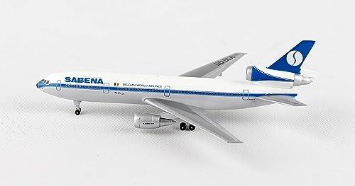Herpa 528047 - Sabena Mcdonnell Douglas DC-10-30