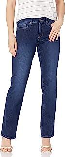 Petite Marilyn Straight Jeans