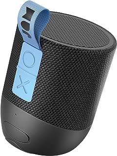 Double Chill Portable Bluetooth Speaker - 100 ft. Range - JAM Audio Black