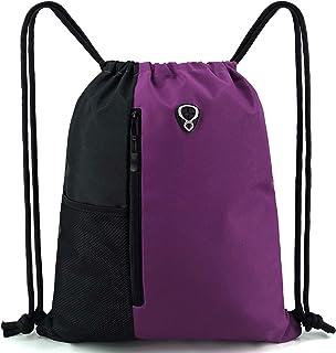 ebf1d8568f27 Amazon.com: Purples - Drawstring Bags / Gym Bags: Clothing, Shoes ...