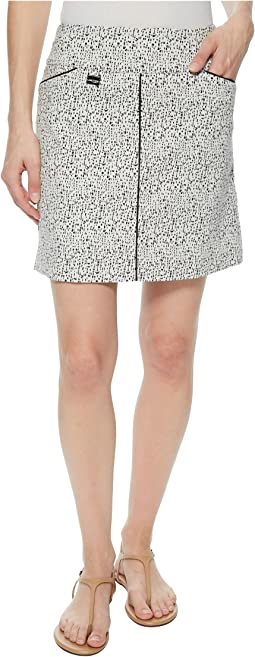 Constellation Jacquard Skort