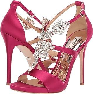 Women's Open Toe Heeled Sandal
