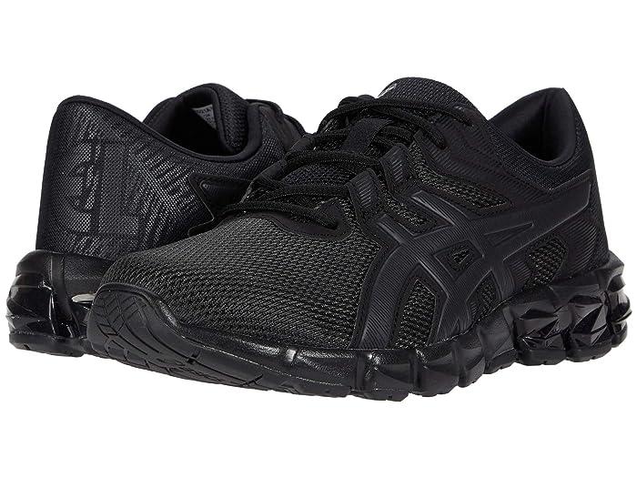 ASICS  GEL-Quantum 90 2 (Graphite Grey/Black) Mens Running Shoes