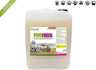 PINO FRESH Limpiador de Pisos Ecológico con Aceite de Pino sin Álcalis Porrón de 10 Litros Envío GRATIS a todo México