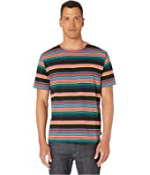 Paul Smith - Baja Stripe Short Sleeve T-Shirt