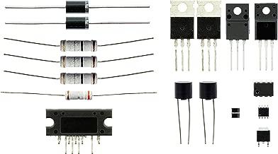 ShopJimmy.com Philips UPBPSPRGB001 Power Supply Repair Kit for 58PFL4609/F7 58PFL4909/F7
