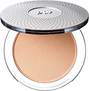 PÜR Pressed Mineral Makeup Foundation with SPF 15, Medium Tan, 0.28 Ounce