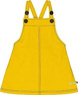 Loud + Proud Kleid Rippenstruktur, Aus Bio Baumwolle, Gots Zertiziziert Robe Bébé Fille