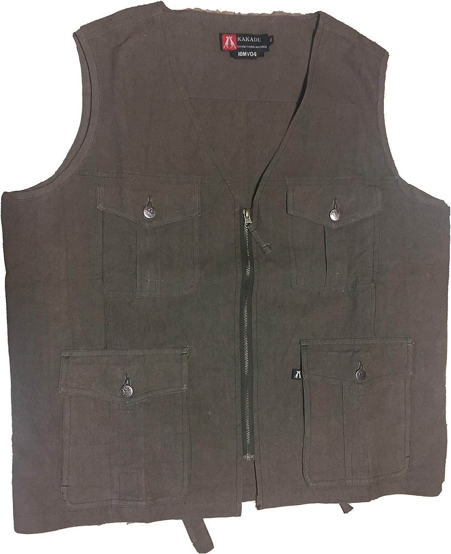 Kakadu Traders Lightweight CC Virgil Vest