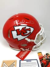 Patrick Mahomes Kansas City Chiefs Signed Autograph Authentic On Field Proline Speed Full Size Helmet Steiner Sports Certified