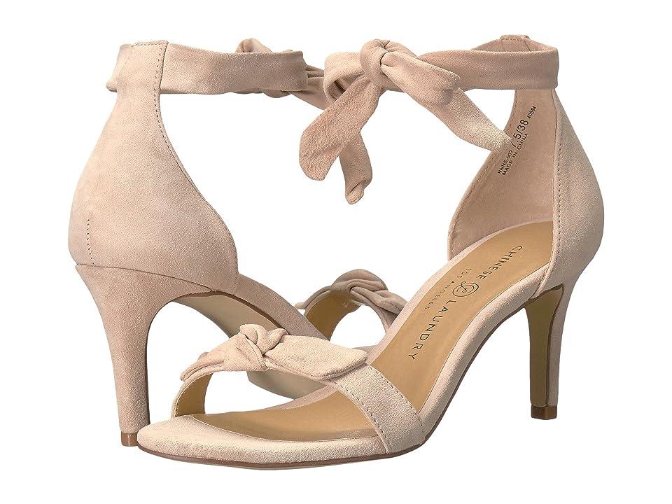 Chinese Laundry Rhonda (Rose Kid Suede) High Heels