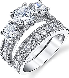 Best bridal rings sets for cheap Reviews