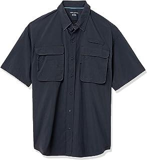 Men's Short-Sleeve Breathable Outdoor Shirt