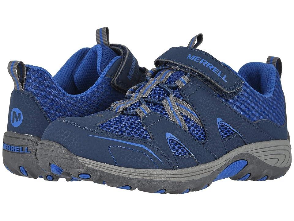 Merrell Kids Trail Chaser (Little Kid) (Navy/Blue) Boys Shoes