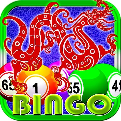 Dragon War Jackpot Bingo Year of Success Cards