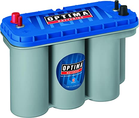 Optima 8052-161 D31M BlueTop Starting and Deep Cycle Battery