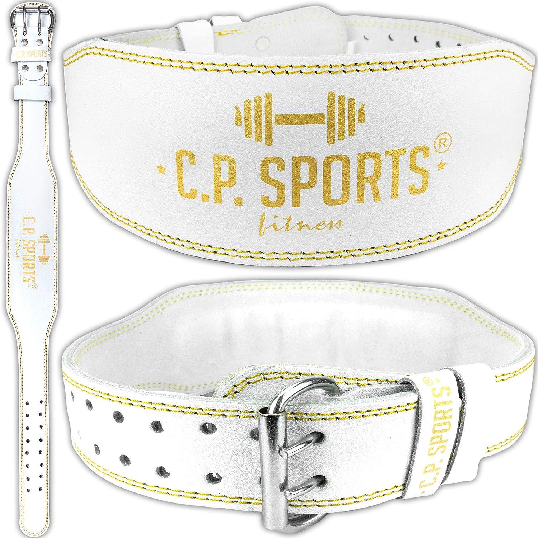 Sports C.P in pelle Cintura per sollevamento pesi