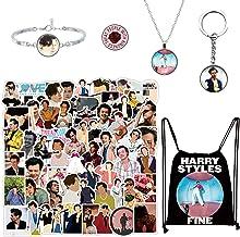 3 FREE STICKERS Harry Styles Pin heart  Pin Fine Line