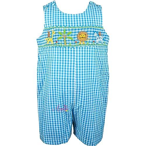 c1c87fc8e Baby Boy Smocked  Amazon.com